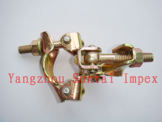 Scaffolding Coupler - British Type Fixed Clamp