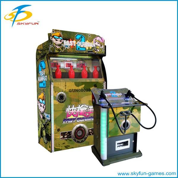 Fast Gun Man gaming machine manufacturer