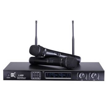 wireless microphone professional audio equipemnt