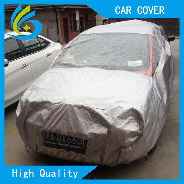 advertisement custom printed car body cover