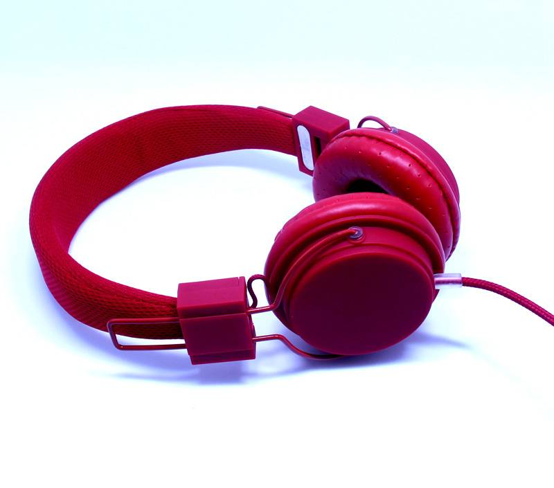 HOT Colorful Multimedia Headphone Stereo HiFi Earphone with Microphone for Mobile Phone PC Tablet Xi