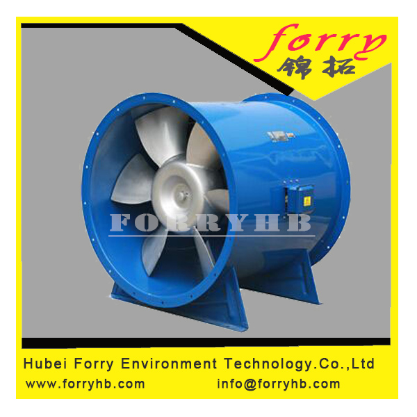 HTF Series axial fire fan