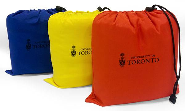 Nylon Drawstring Bag