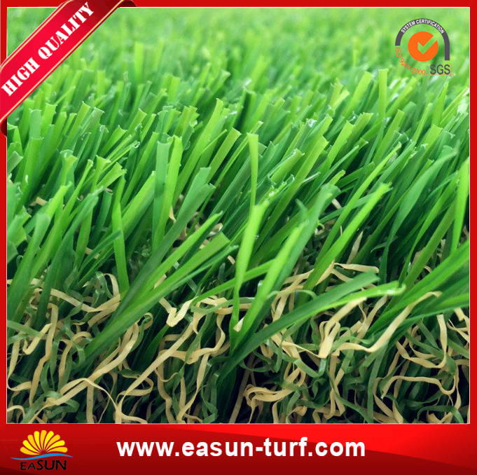 Cheap artificial grass carpet used for landscape and sports-AL