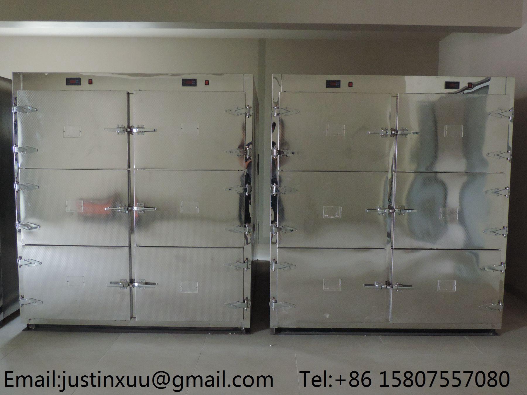 mortuary cold room body storage