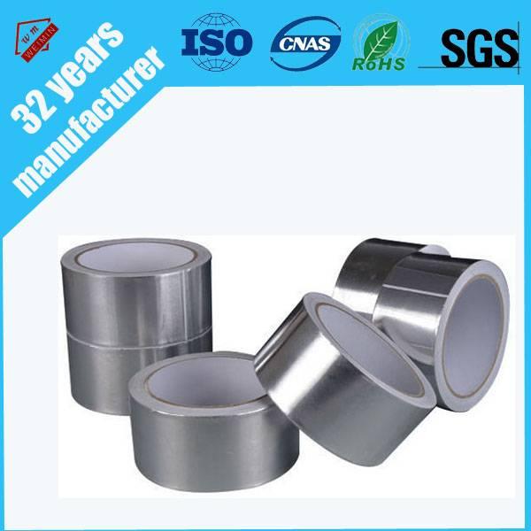 silver foil gummed tape