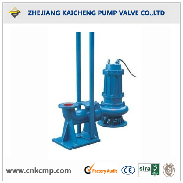 Sewage water discharge pump