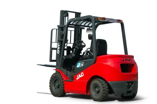 JAC Balance Forklift Truck CPCD20J/JAC Forklift Truck with Isuzu Engine Forklift with Yanmar Engine/