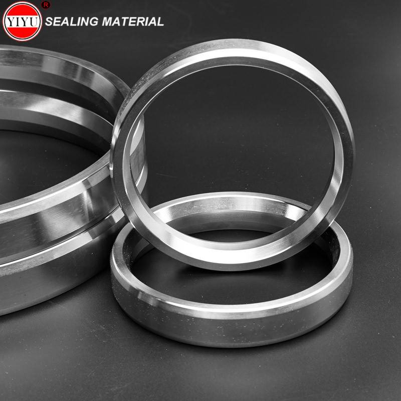 Ring Joint Gasket, SS316L RX Ring Joint Gasket