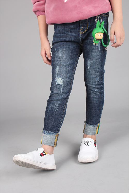 OEM Girls Jeans Manufacture from China