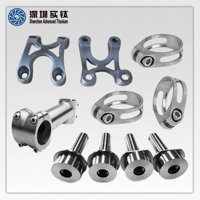 titanium bike parts