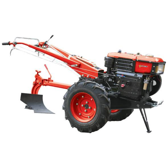 factory supply gear drive 12HP walking tractor for sale