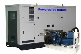 Perkins Deisel Generator Set Generating Machine Power Plant Fuel Generator Set