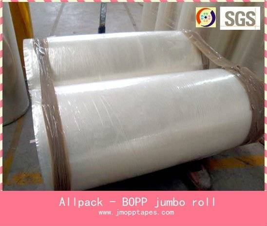 OPP jumbo roll