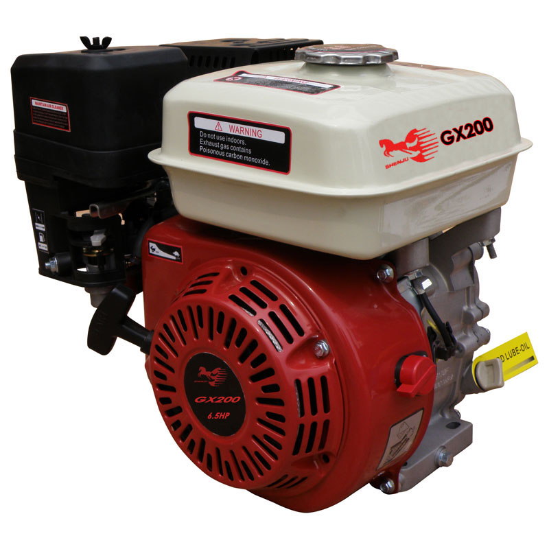 GX200 6.5hp GASOLINE ENGINE with high quality