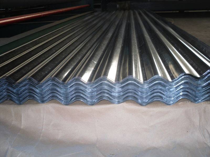 galvanzied corrugated roofing sheet