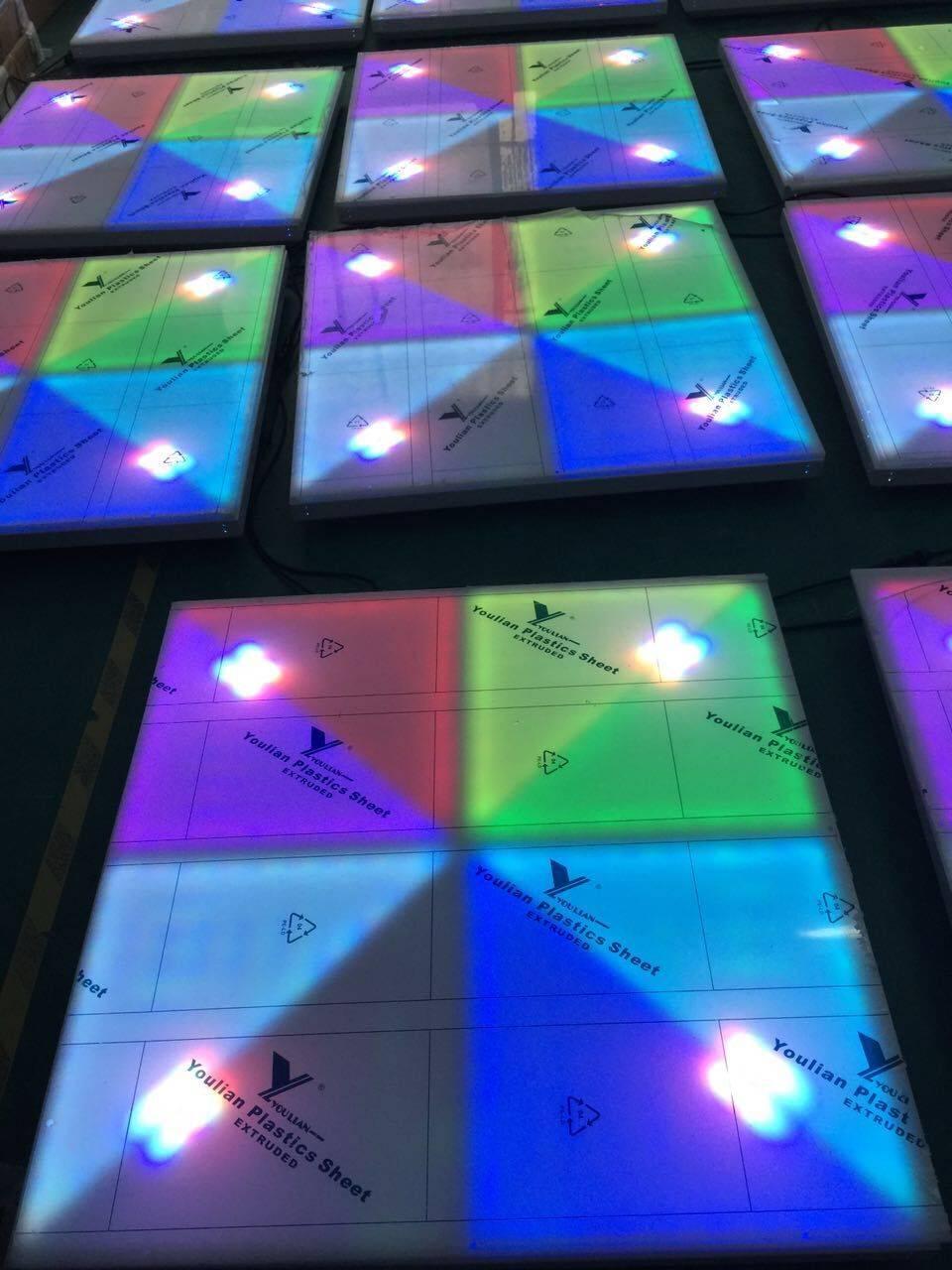 7c-LDF01 Portable LED Dance Floor