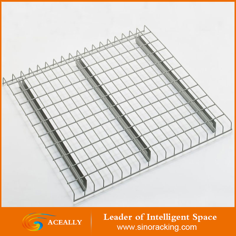 Galvanized Welded Wire Mesh Panel for Pallet racking
