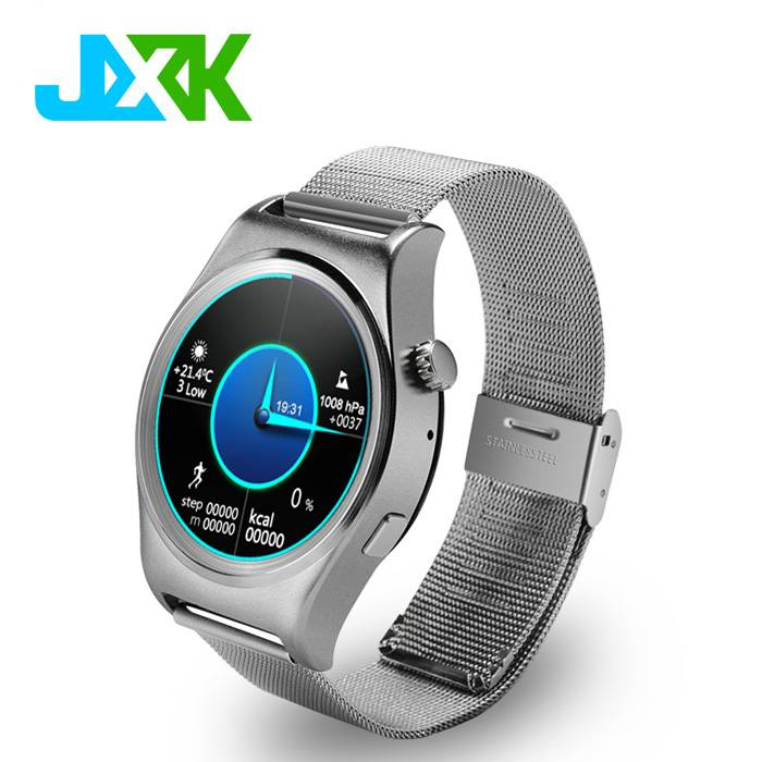New China Smart Watch JXK-X10 Bluetooth 4.0 Heart Rate Monitor Smart Watch