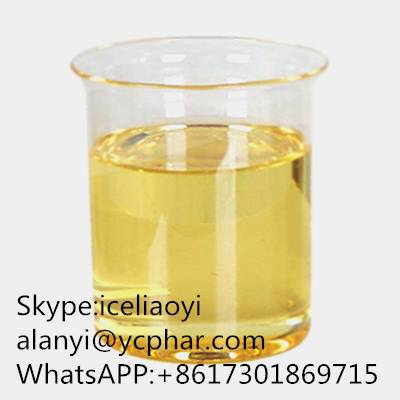 Nandrolone Cypionate 200mg/Ml for Bodybuilding Muscle Gain 601-63-8