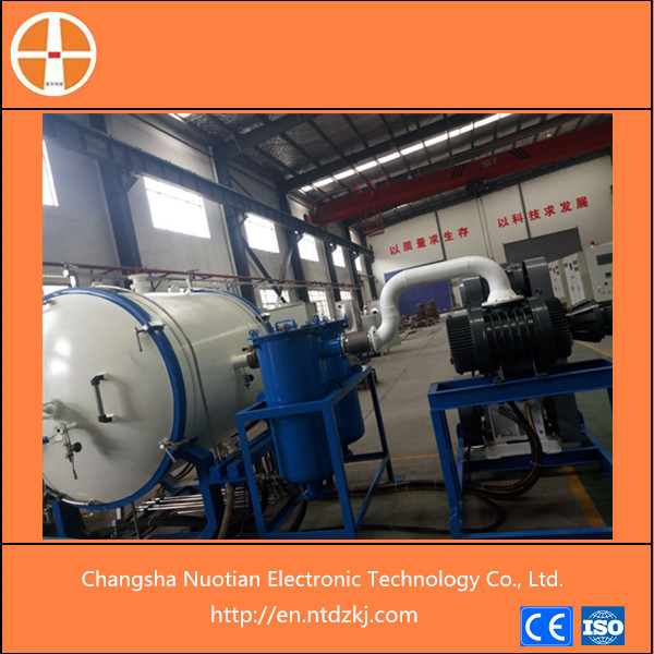 Tungsten carbide high temperature sintering furnace