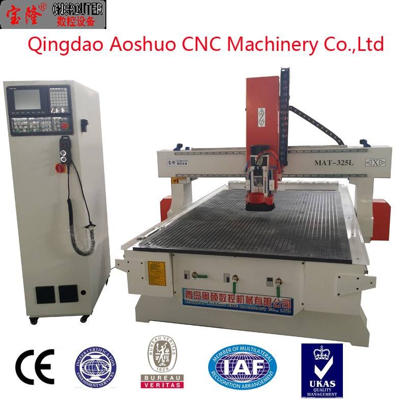 2015 Hot sales most precision Made in china cnc router machine