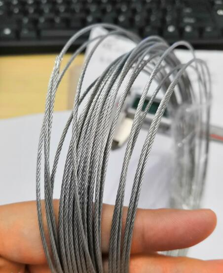 Galvanized Wire Rope, zinc plated wire rope