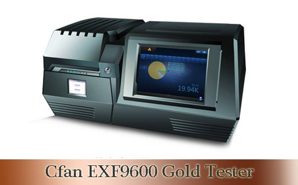 X-Ray Gold Tester EXF9600