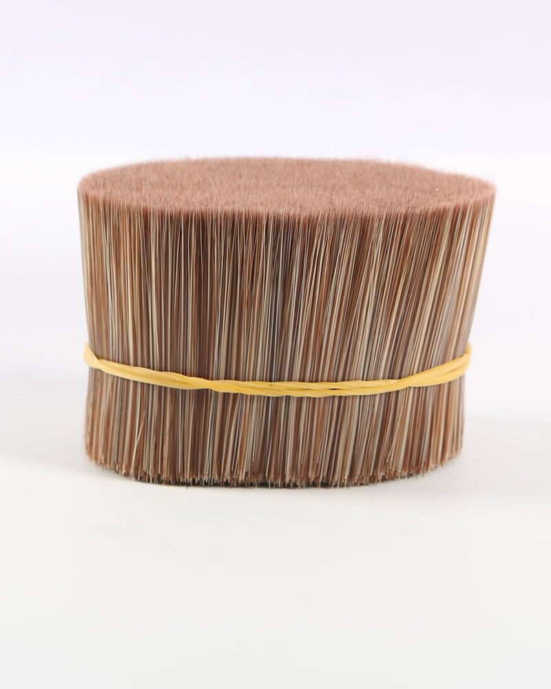 SYNTHETIC HAIR FOR MAKEUP BRUSH,Synthetic Brush Filament, PBT Synthetic Makeup Brush Filament,filame