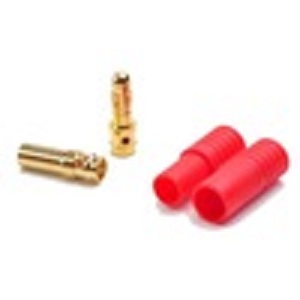 Amass gold plated high quality banana high current connector