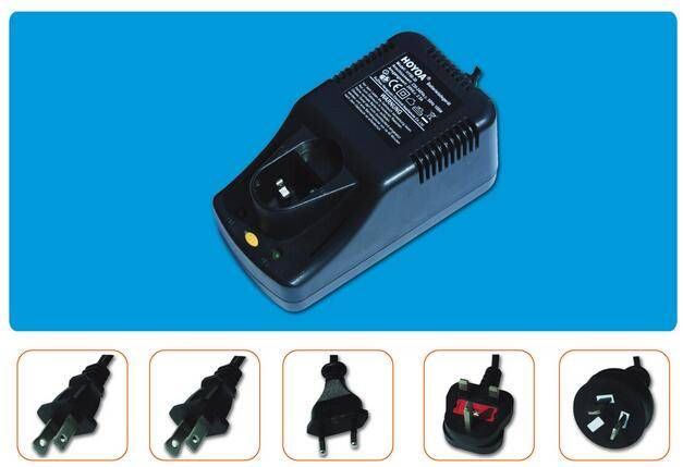 7.2-24V NI-MH,NI-CD battery charger