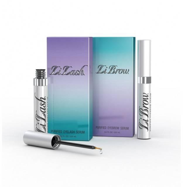 New Lilash Purified Eyelash Serum Enhancer Eyelash Growth