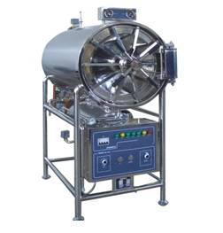 class N horizontal cylindrical  Saturated pressure steam sterilizer /autoclaves
