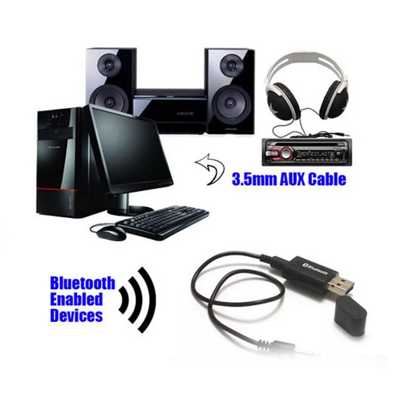 Bluetooth 2.0 USB Audio Music Receiver (PT - 810)