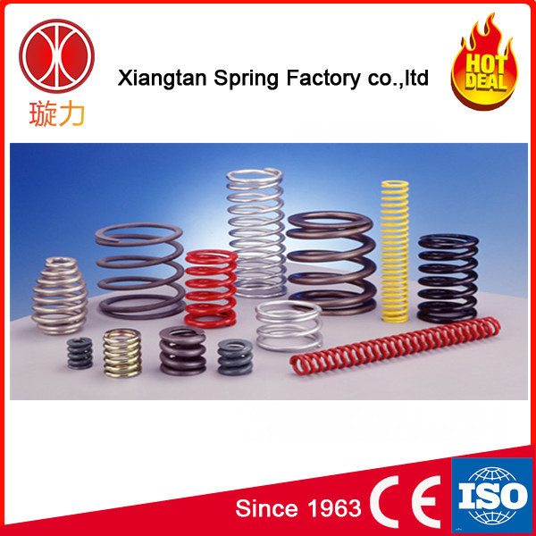 high durability flexible coilover bimetal ab rocket spring