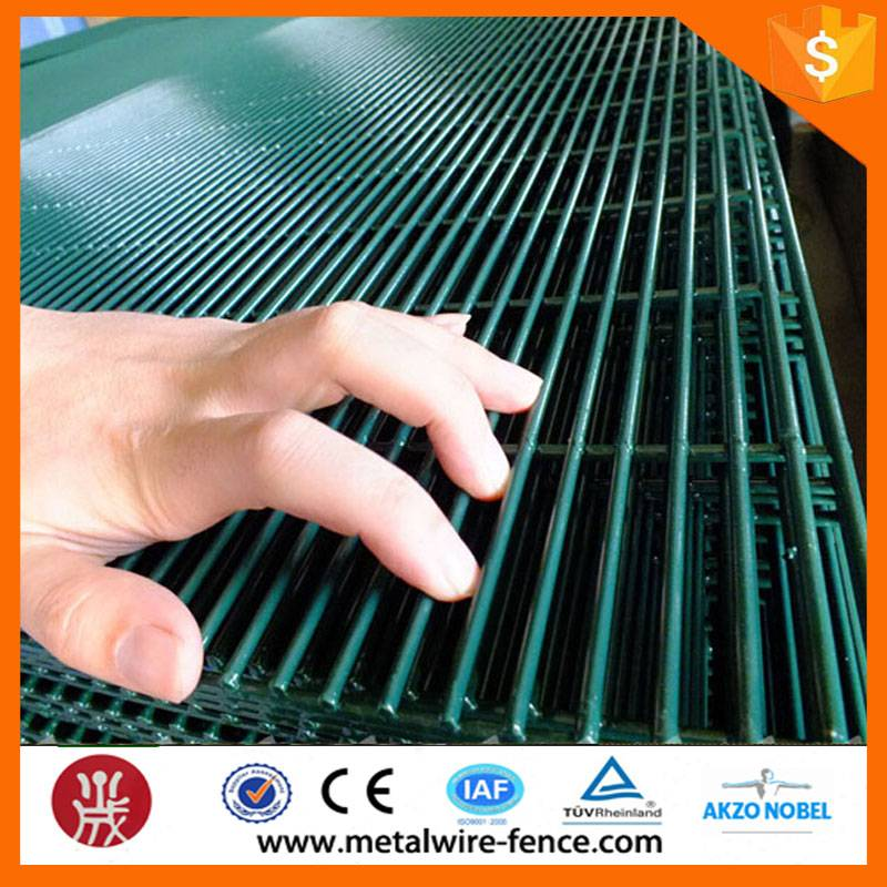 shengxin design high zinc coating powder coated prevent climbing fence