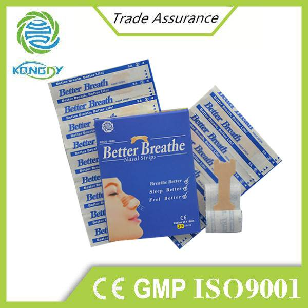 China OEM better breathe direct factory  nose strip