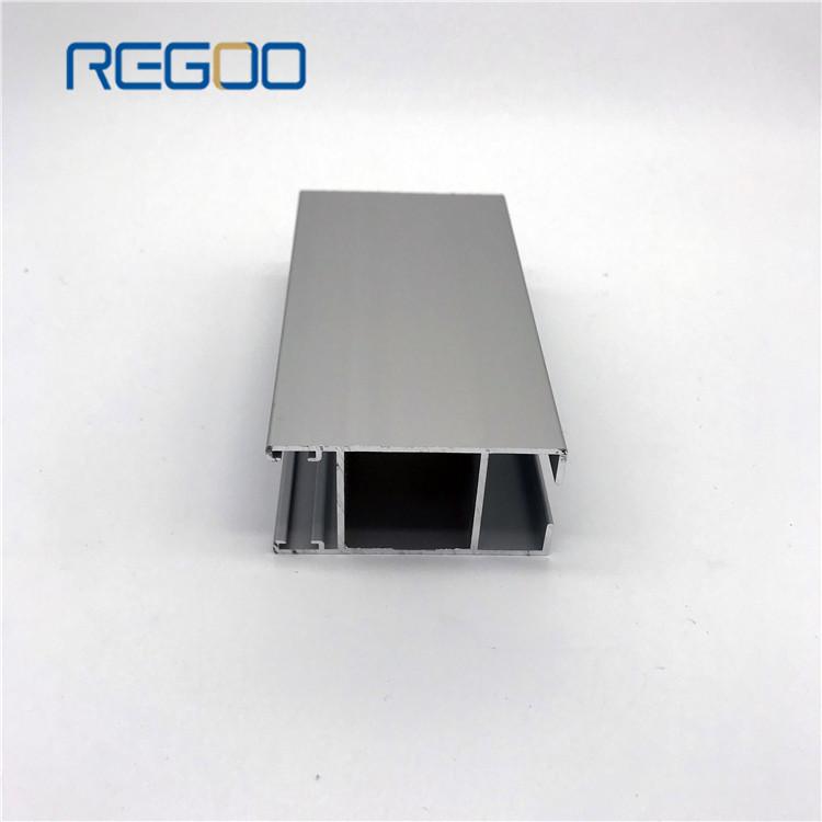 China Aaluminium Alloy Extrusion Industrial Aluminum Profiles