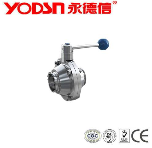 ss304 ss316 stainless steel sanitary ball valve