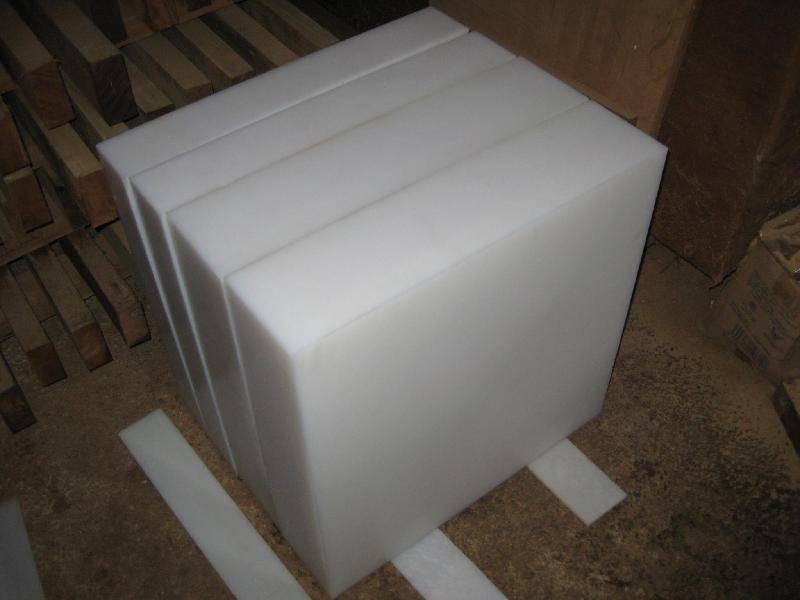 White Wear Resistance Uhmwpe Sheet