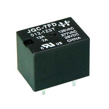 SUBMINIATURE POWER RELAY (JQC-7FD)