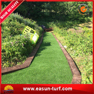 Wholesale in China synthetic lawn mat for landscape and garden turf-ML
