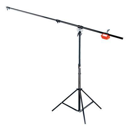 Medium boom lighting stand J2180 with 4kg balance max height to 160cm