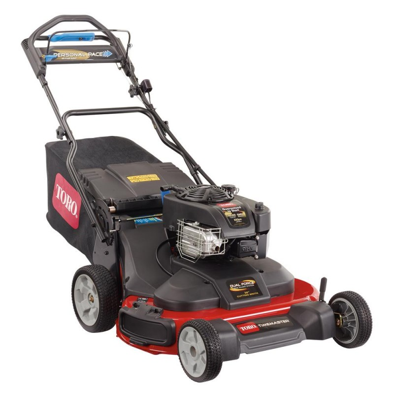 "Toro TimeMaster (30"") 223cc Personal Pace Self-Propelled Lawn Mower"