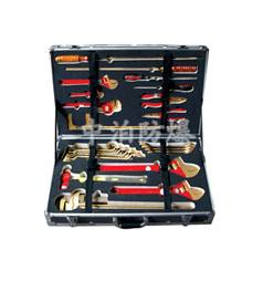 High quality non sparking tool set-26pcs ,spark free,spark resistant,explosion-proof,ATEX approved,b