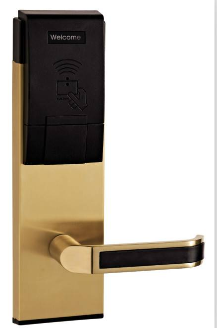 Koachi Card Read Digital Door Lock Hotel Lock