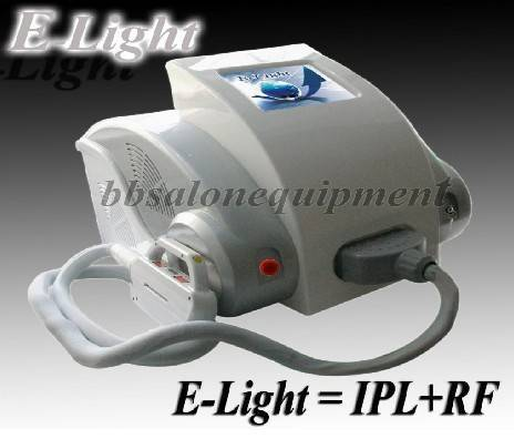 E-light Skin Rejuvenation Hair Removal Spa Machine