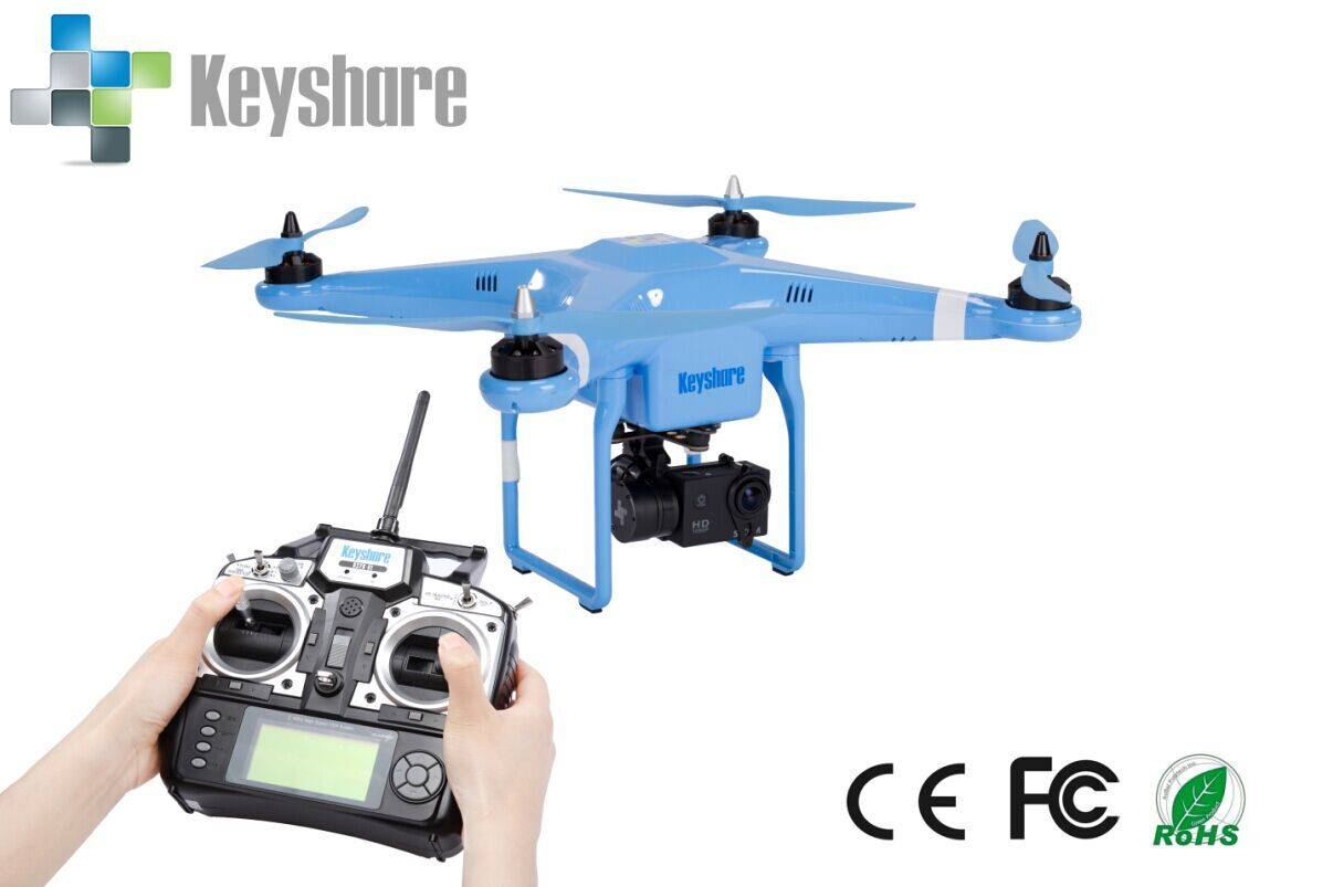 2015 top selling quadcopter professional drone with HD camera and GPS quadcopter
