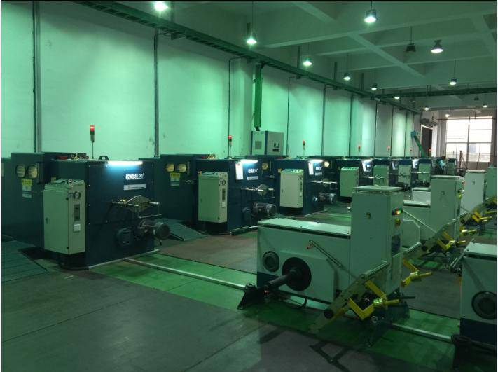 Fuchuan FC-650B high speed wire bunching machine with high performance