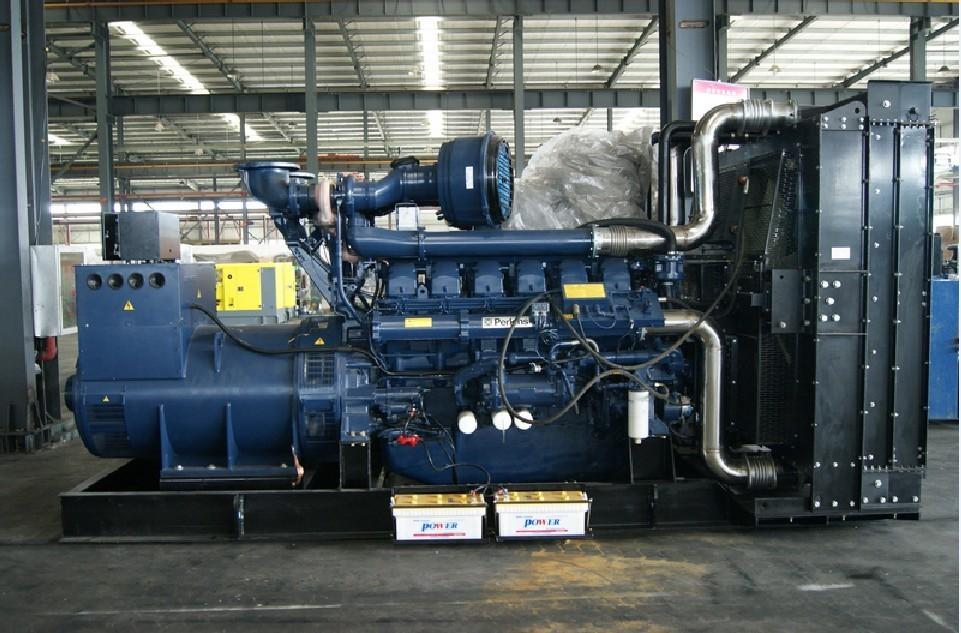2MW perkins power plant
